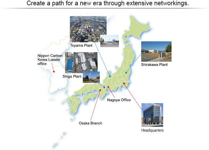 Create a path for a new era through extensive networkings.